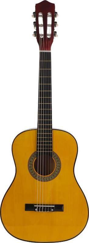 Music Alley Ma 34 n Classical Junior Guitar   Natural