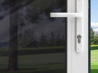 Gila PB78 Privacy Residential Window Film  Black  36 Inch by 6 1 2 Feet