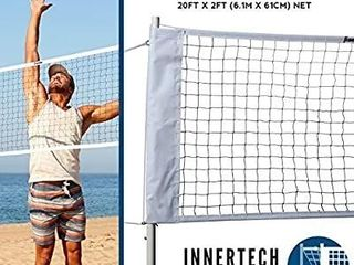 Franklin Sports Volleyball Net a Includes 1 Net with Stakes