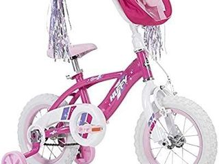 Huffy Kid Bike Quick Connect Assembly Glimmer 14 Inch  Pink
