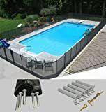 life Saver V110P 5 DIY Pool Fence Section