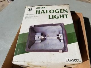 New, Quartz Halogen Light