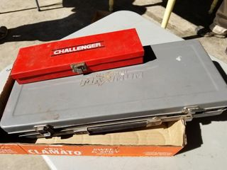 2 Non-Complete Socket Sets, Mastercraft &