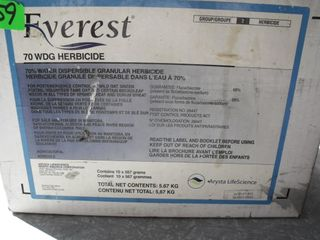 Everest WGD Herbicide - Partial Case