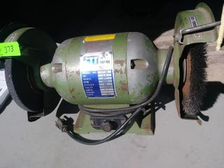 "Heavy Duty bench grinder 8"" wheel"