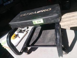 Ultro Pro garage creeper chair