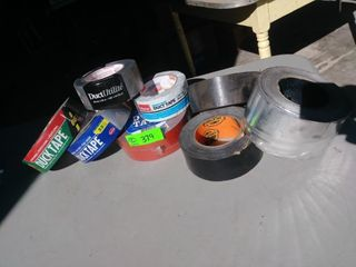 Various Duct Tape