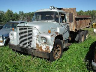 IHC Gravel Truck Model 1700