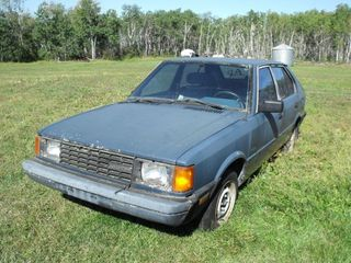 1987 Hyudai Pony Car, Parts