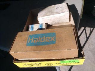 Haldex control valve