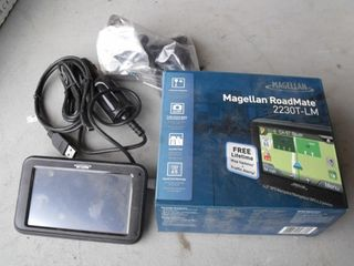 Magellan Roadmate 2230T GPS, working