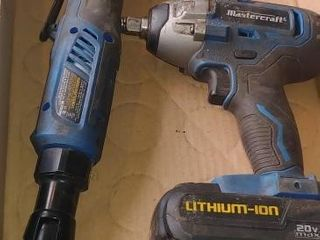 MasterCraft Lithium-Ion 20V Max 1/2 Inch Drills-