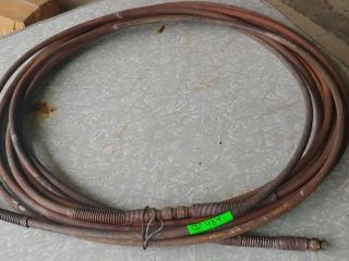 Old Air Hoses- 1/2 inch hose