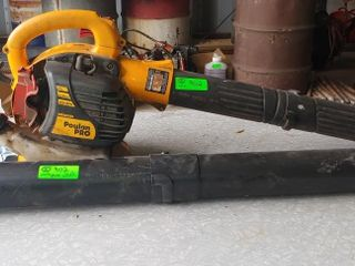 Poulan Pro Leaf Blower- Mechanic's special- comes