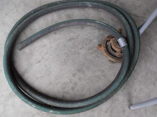 Heater Hose & Pump