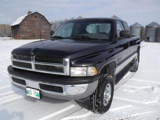 1998 Dodge Ram 2500 Diesel 4X4 SLT Laramie
