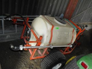 Great Northern Yard Sprayer, 30 Gallon Tank