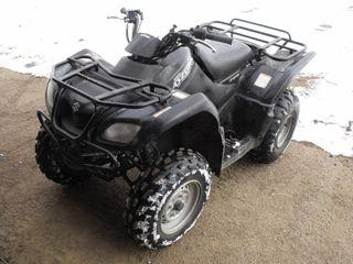Suzuki Ozark 250 Quad Runner, 2WD