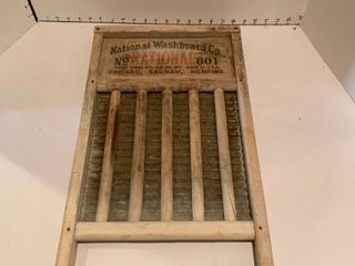 Decorative washboard