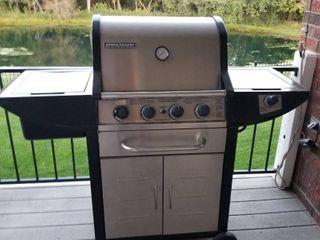 Brinkmann charcoal grill