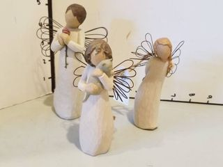 Willow tree figurines set of 3
