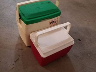 Set of 2 coolers