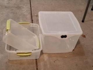 3 bins