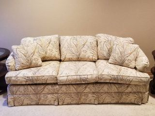 Sofa   81  by 30