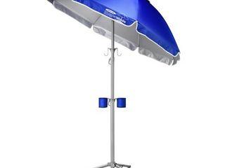 Ultimate Wondershade Portable Umbrella w  Case   Accessories