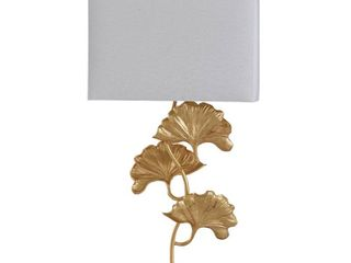 StyleCraft Buckingham Gold Climbing leaves lamp