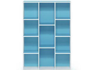 Furinno 11 Cube Reversible Open Shelf Bookcase