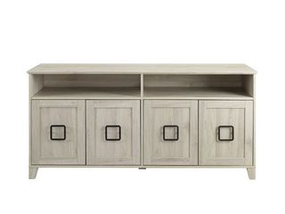 Strick   Bolton 58  4 Door TV Stand Console