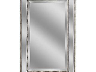 Headwest Metro Beaded Wall Mirror
