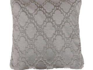 Thro Mia lattice Pillows and Decorative Throw Set  Pack Of 2