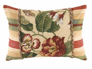 Waverly laurel Springs Oblong Accent Throw Pillow   Set of 2