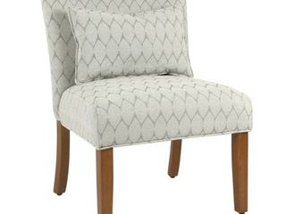 Porch   Den Valderrama Accent Chair with Pillow Retail 123 99