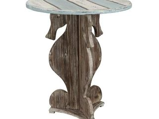 Somette Seahorse Table  Islander Multicolor