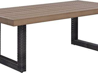 Beaufort Outdoor Wicker Coffee Table