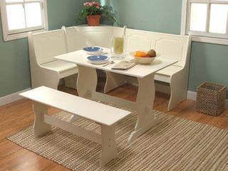 Simple living Bella Nook Dining Set Retail 435 49