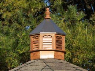Select Series Octagon Cedar Cupola