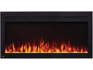 PurView 42  Wall Mounted Electric Fireplace by Napoleon