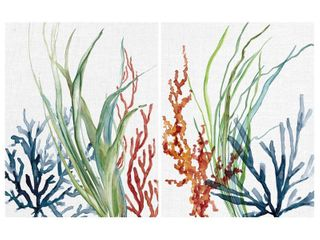 Ocean Magic I by Carol Robinson Canvas Art Print