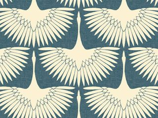 Tempaper Feather Flock Peel and Stick Wallpaper