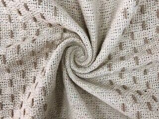 luxe light Brown Cotton Blanket