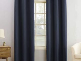 Copper Grove Speedwell Grommet Window Curtain Panel