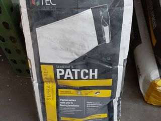 Tec Skill Set 25 lbs bag Skimcoay and Patch