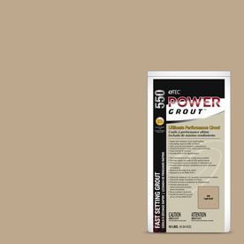 TEC 10 lb light Buff Sanded Powder Grout