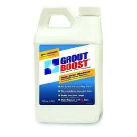 Grout Boost 4 99 lb White liquid Additive