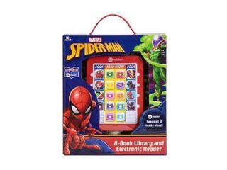 Marvel Spider Man    Me Reader   Mixed Media Product