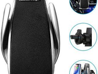 TopWan Automatic Smart Sensor Wireless Car Charger